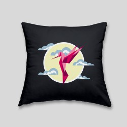 Auto Detail Red and White Stock Flag B901159 Stock Flags and Graphic Banners $133.98