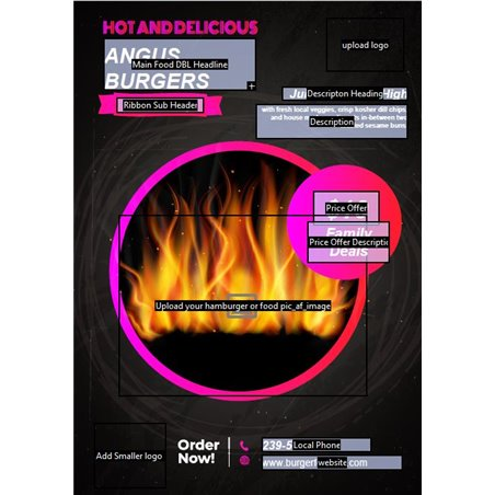 6ft 3 Sided Table Throw- Full Print with Free Shipping