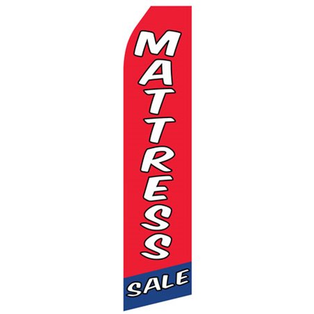 Now Leasing Econo Stock Flag p-1605 Stock Feather Flags $126.40
