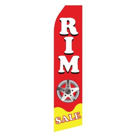 Car Wash Red and Yellow Stock Flag FFAEA01 Stock Flags and Graphic Banners $126.40