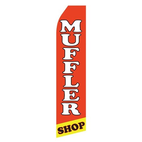 Brake Special Yellow Black and Red Stock Flag 6BD14EB Stock Flags and Graphic Banners $126.40