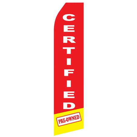Tire Service Red Stock Flag 711E137 Stock Flags and Graphic Banners $126.40
