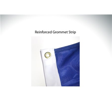 Abierto Econo Stock Flag p-1699 Stock Flags and Graphic Banners $126.40
