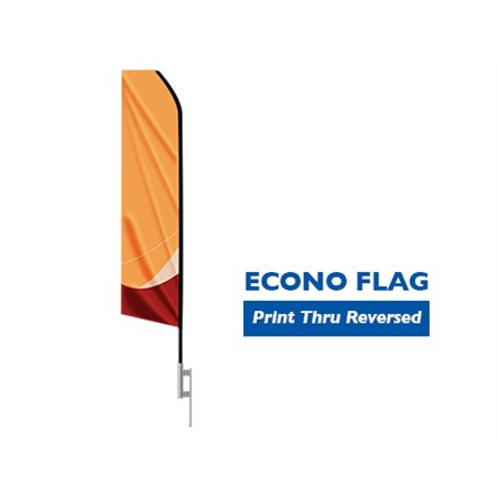 Custom Pole Flags Patriotic Modern American Flag CPFMAF- Pole Flags $46.42