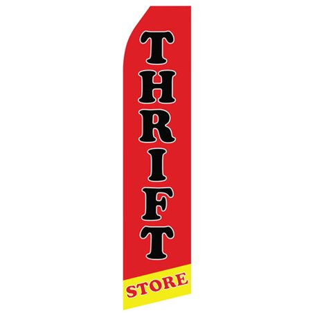 Certified Pre-Owned Econo Stock Flag Blue and White p-1521 Stock Flags and Graphic Banners $126.40