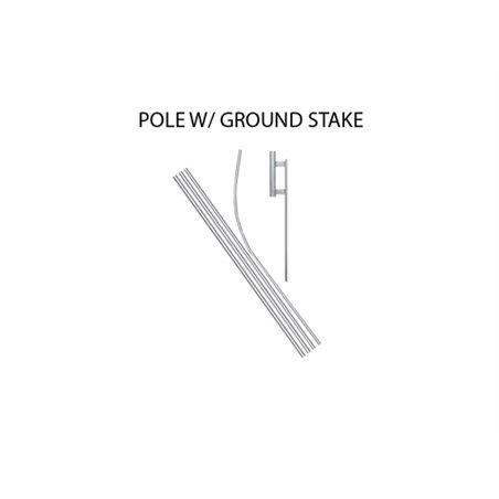 Yellow Insurance Econo Stock Flag iP-1830 Real Estate Branding & Signage $126.40