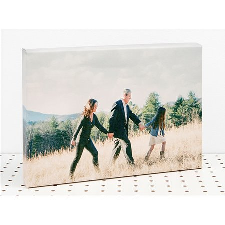 16PT Akuafoil Business Cards With Spot UV on front only, No UV Coating on Back
