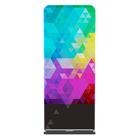 16PT Akuafoil Round Corner Business Cards With UV Coating